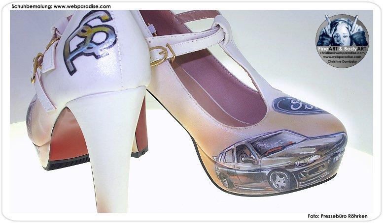 Schuhe Bemalen Motive Hochzeit Website Foto Blog